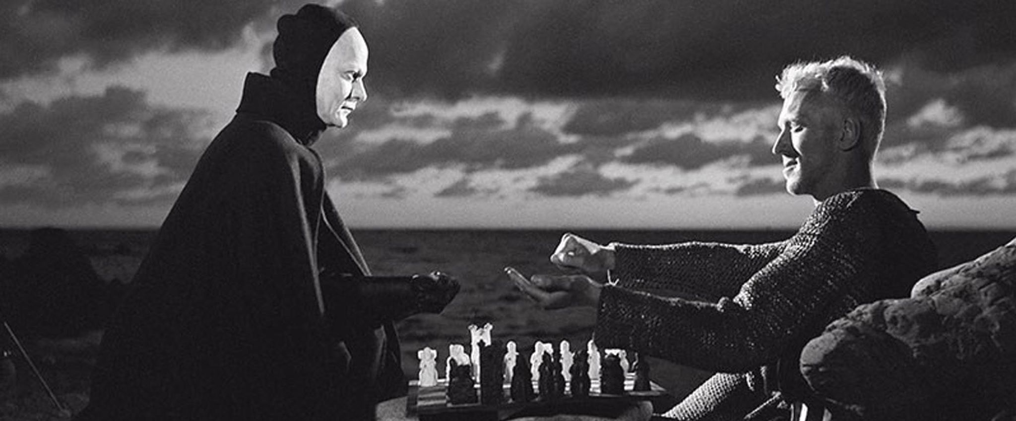 the seventh seal - кино вечер в initLab