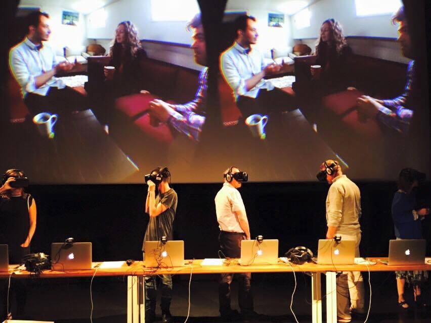 VR meetup Sofia init Lab 15.12.2015